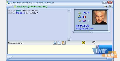 IntraMessenger Ekran Görüntüleri - 4