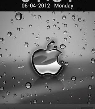 iPhone 4S Go Locker EX Theme Ekran Görüntüleri - 1