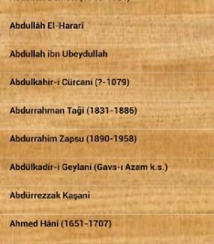 İslam Alimleri Ekran Görüntüleri - 2