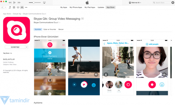 iTunes Ekran Görüntüleri - 2