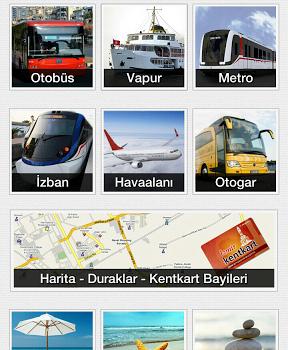 İzmir Ulaşım Ekran Görüntüleri - 1