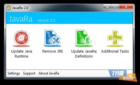 JavaRa Ekran Görüntüleri - 1