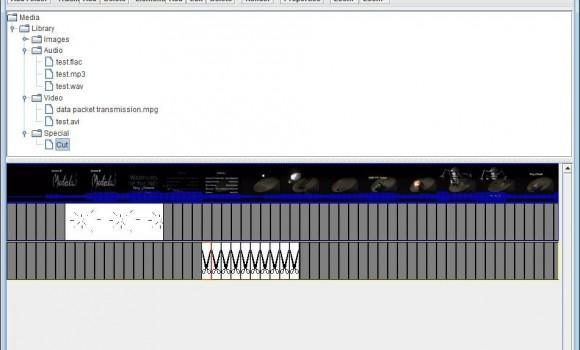 jfVideo Creator Ekran Görüntüleri - 1