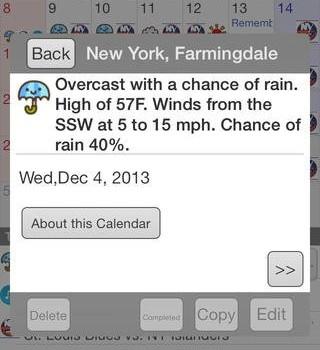 Jorte Calendar Ekran Görüntüleri - 4