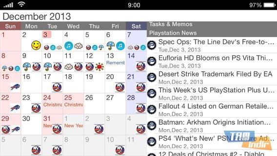 Jorte Calendar Ekran Görüntüleri - 1