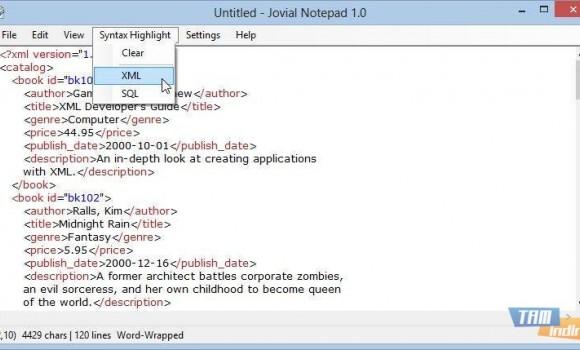 Jovial Notepad Ekran Görüntüleri - 1