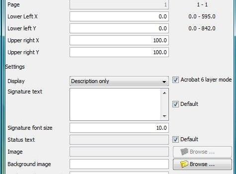 JSignPdf Ekran Görüntüleri - 4