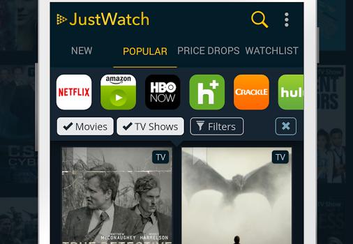 JustWatch Ekran Görüntüleri - 5