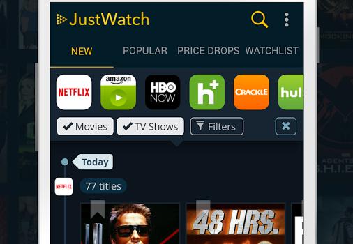 JustWatch Ekran Görüntüleri - 4