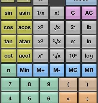 Kalkulilo Ekran Görüntüleri - 1
