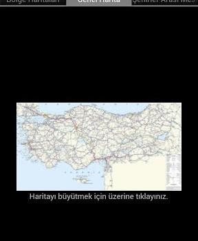 Karayolları Haritası Ekran Görüntüleri - 5