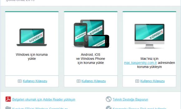 Kaspersky Total Security Ekran Görüntüleri - 2
