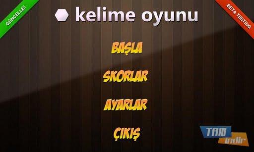 Kelime Oyunu Ekran Görüntüleri - 3