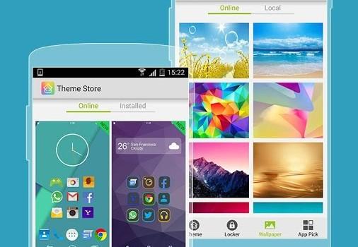KK Launcher Ekran Görüntüleri - 3