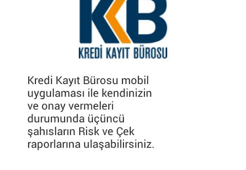 KKB Mobil (Findeks) Ekran Görüntüleri - 1