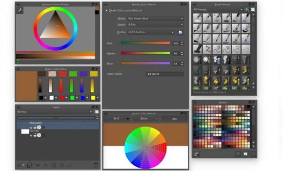 Krita Studio Ekran Görüntüleri - 5