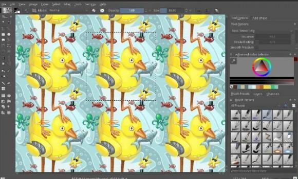 Krita Studio Ekran Görüntüleri - 3