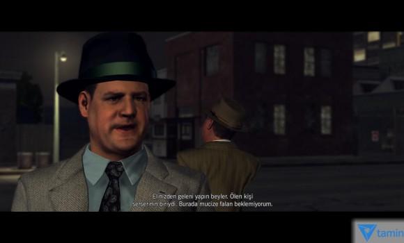 L.A. Noire Türkçe Yama Ekran Görüntüleri - 1