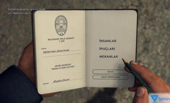 L.A. Noire Türkçe Yama Ekran Görüntüleri - 5
