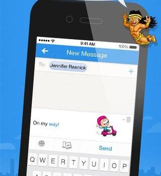 Lango Messaging Ekran Görüntüleri - 4
