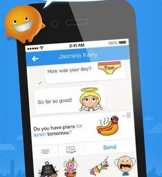 Lango Messaging Ekran Görüntüleri - 5