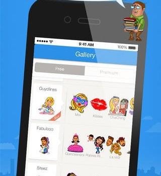 Lango Messaging Ekran Görüntüleri - 1