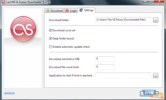 Last.FM Downloader Ekran Görüntüleri - 1
