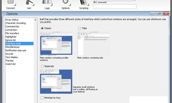 leafChat Ekran Görüntüleri - 2