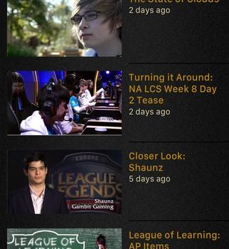 League Chat Ekran Görüntüleri - 2