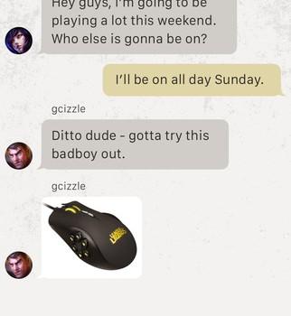 League Chat Ekran Görüntüleri - 4