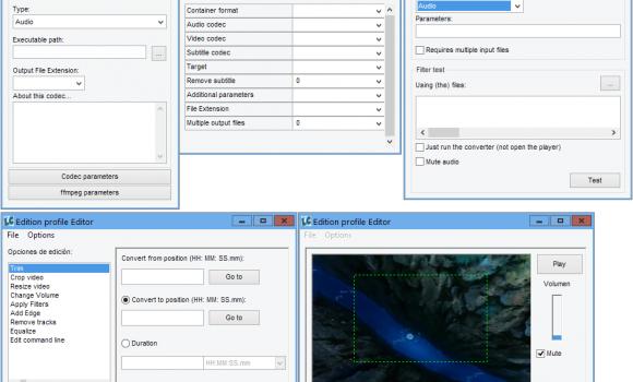 Libre AV Converter Ekran Görüntüleri - 1