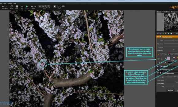 LightZone Ekran Görüntüleri - 1