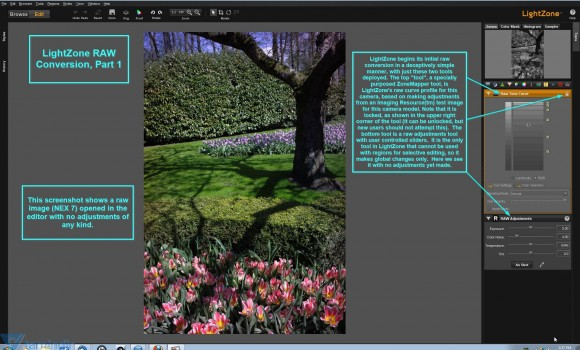 LightZone Ekran Görüntüleri - 3