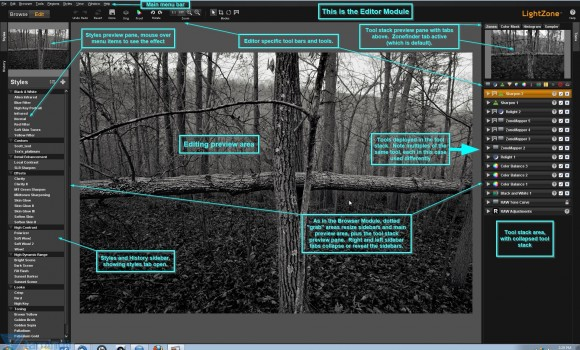LightZone Ekran Görüntüleri - 4