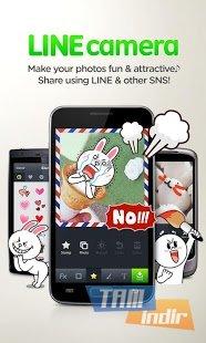 LINE Camera Ekran Görüntüleri - 2