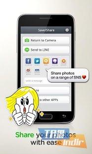 LINE Camera Ekran Görüntüleri - 3