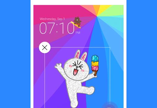 LINE Launcher Ekran Görüntüleri - 5