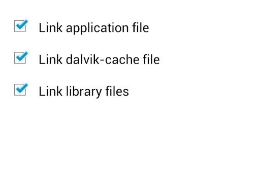 Link2SD Ekran Görüntüleri - 1
