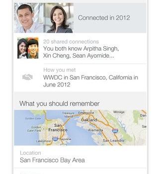 LinkedIn Connected Ekran Görüntüleri - 3