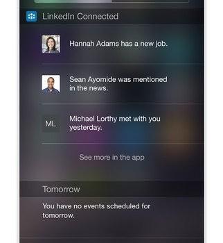 LinkedIn Connected Ekran Görüntüleri - 4