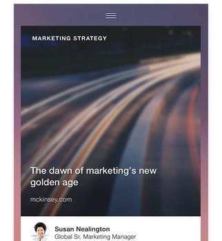 LinkedIn Elevate Ekran Görüntüleri - 1
