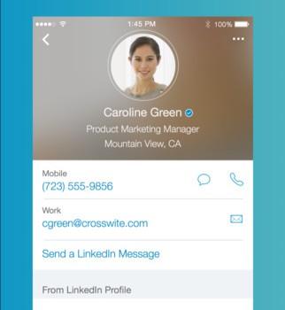 LinkedIn Lookup Ekran Görüntüleri - 5