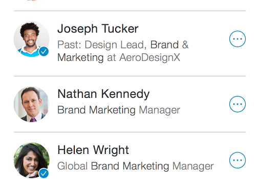 LinkedIn Lookup Ekran Görüntüleri - 4