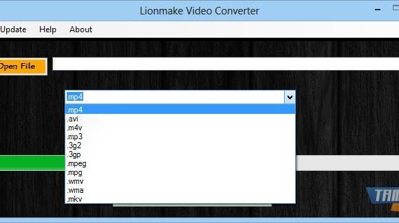 Lionmake Video Converter Ekran Görüntüleri - 1