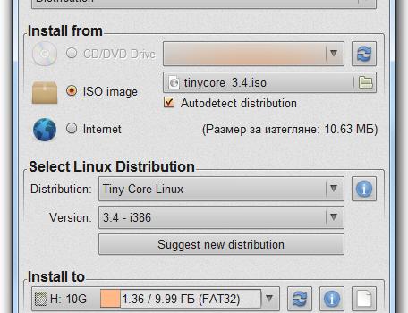 LiveUSB Install Ekran Görüntüleri - 1