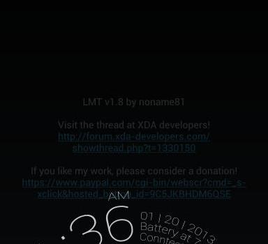 LMT Launcher Ekran Görüntüleri - 2