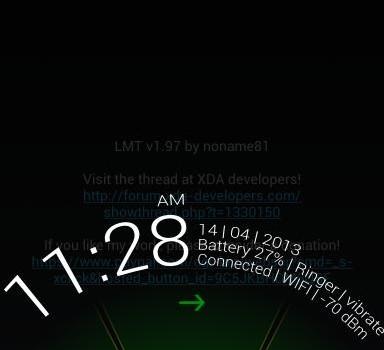 LMT Launcher Ekran Görüntüleri - 1