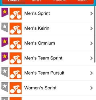 London 2012: Official Results Ekran Görüntüleri - 2