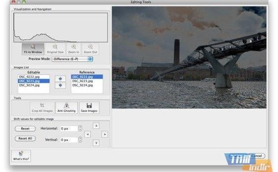 Luminance HDR Ekran Görüntüleri - 2