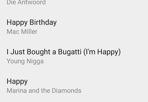 Lyrics Finder Ekran Görüntüleri - 5